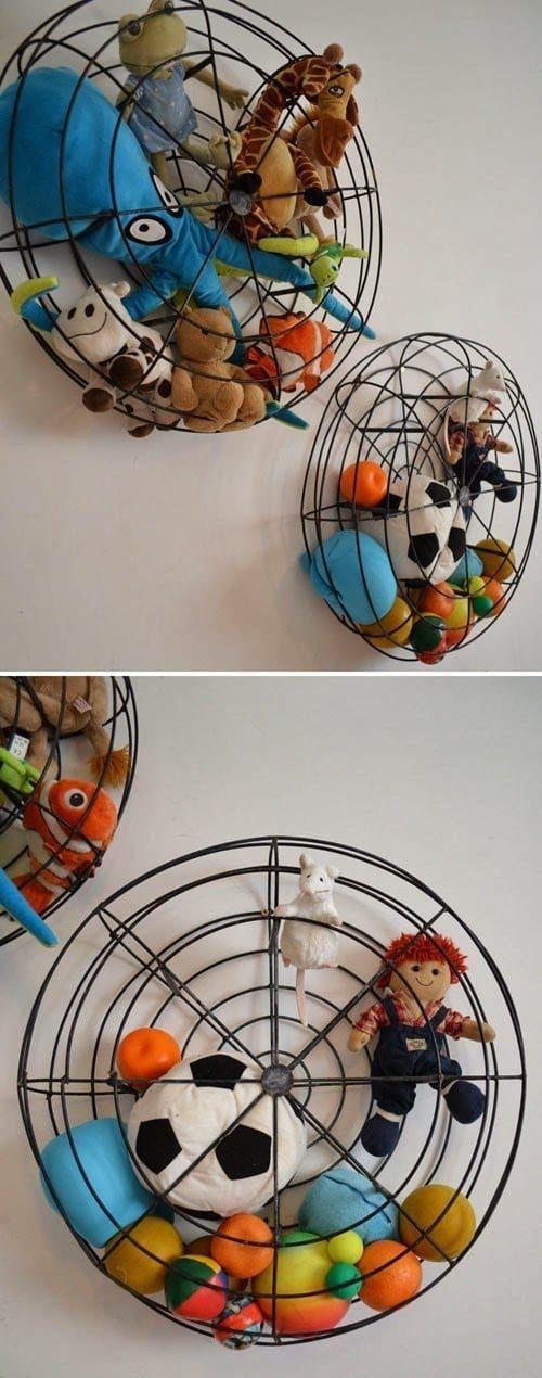 33 usos inteligentes e inesperados para productos de ikea for Ikea juguetes infantiles