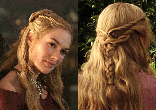 Hairstyles Of The Ladies Of Game Of Thrones Google Pretraivanje