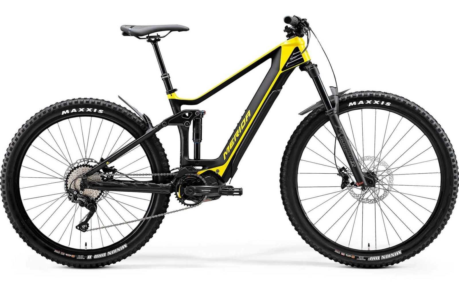 Bicicleta Merida Eone Forty 5000 En Talla M 52416 Categoría Bicicleta Eléctrica De Montaña Año 2020 Cam Bicicletas Merida Bicicleta Electrica Bicicletas