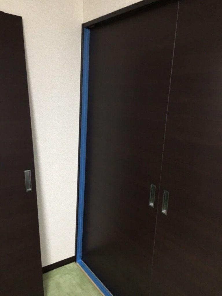 ふすま部分の防音対策 ワンタッチ防音壁 防音 壁 ワンタッチ