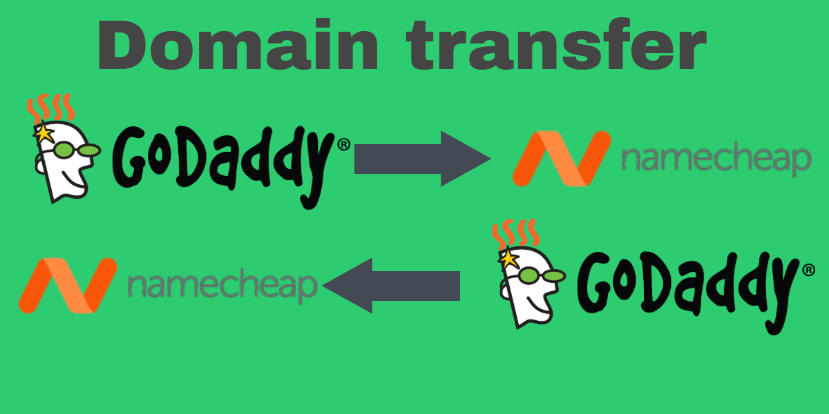 How To Transfer Domain Godaddy To Namecheap Or Anaother Domain Hosting Company Hosting Company Domain Hosting Godaddy
