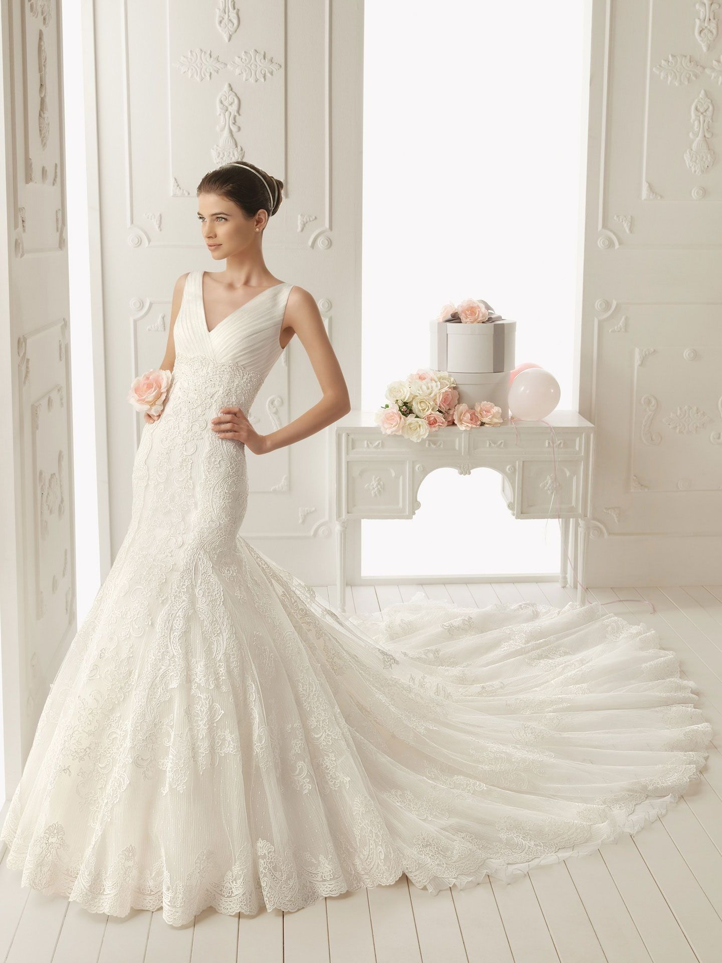 Form fitting white bridal dress wedding pinterest white bridal