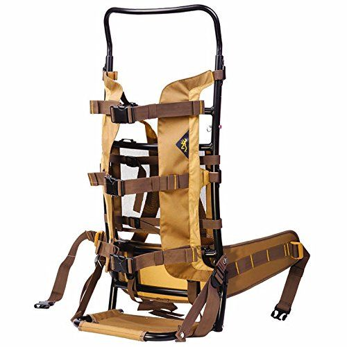 Browning Bull 1000 External Frame Pack Click Image For More Details This Is An Amazon Affiliat External Frame Backpack Primitive Technology Metal Working