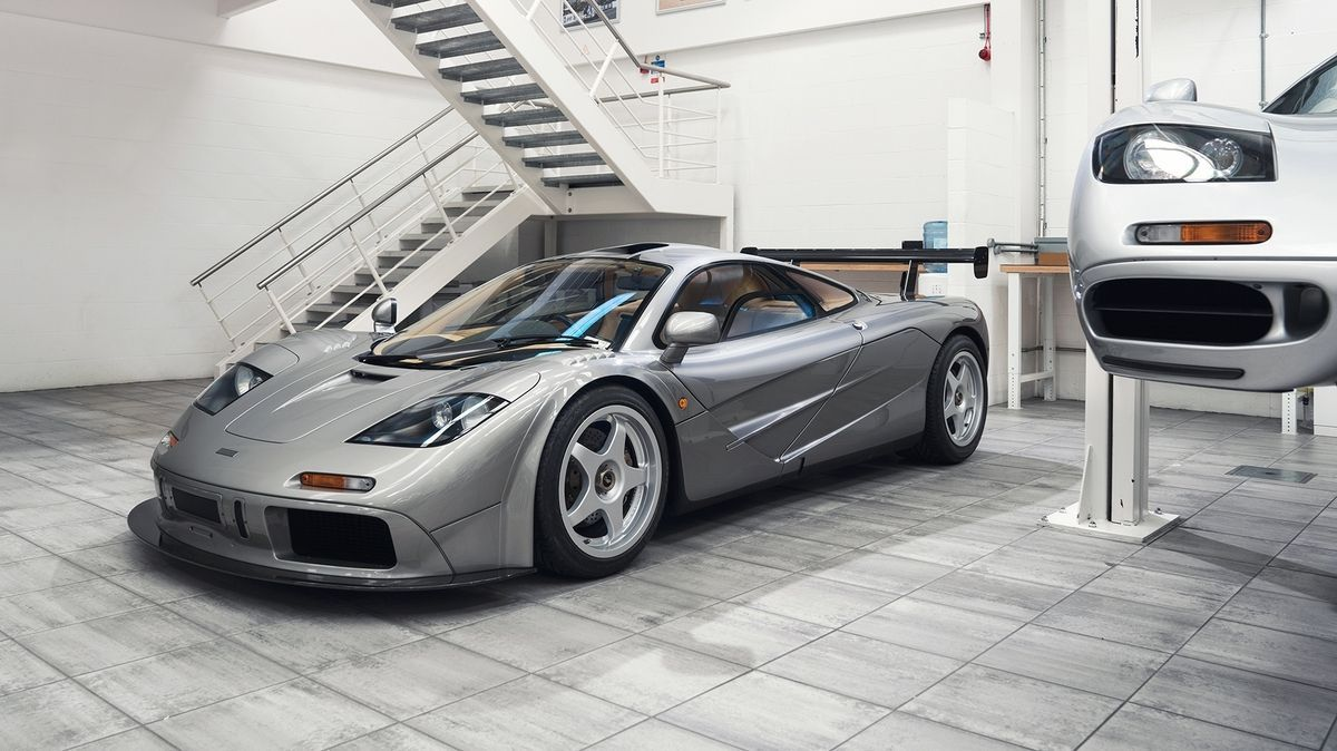 What Made the McLaren F1 the World\'s Greatest Car - https://www ...