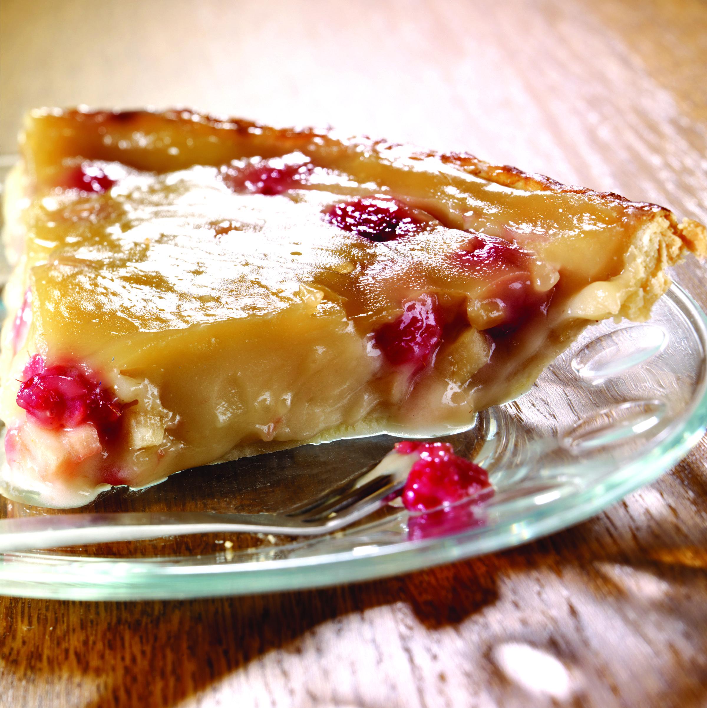 Parfait Aux Pommes Et Au Sirop D érable: Tarte Au Sirop D'érable, Aux Pommes Et Aux Framboises