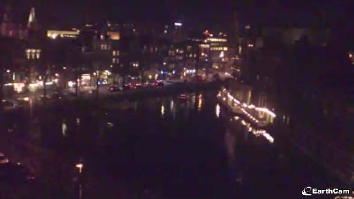 Amsterdam Cam View from Hotel Nes | Webcams - Cities ...