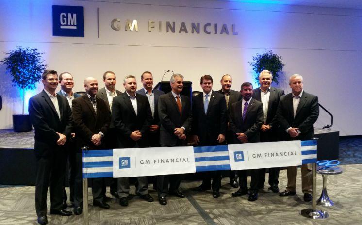 GM Financial Announces 35 Million Addition to Arlington