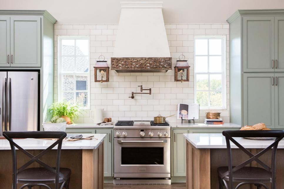 Fixer Upper: A Home With a View in 2018 | home :: kitchen + ...