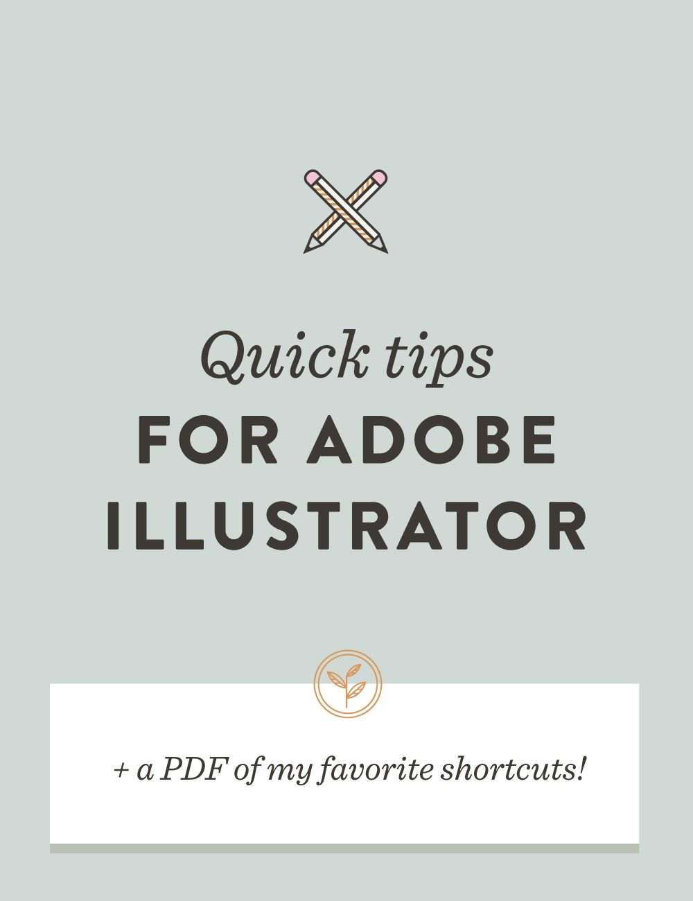 Adobe Illustrator Tutorials Pdf