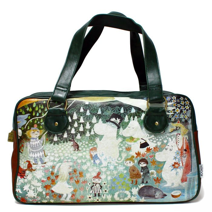 Moomin Dangerous Journey overnight bag | Products . . . Clothing ...