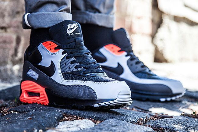 nike air max 90 ultra mid winter foot locker