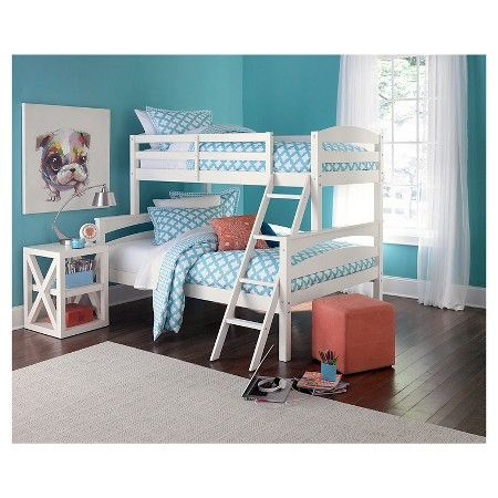 Maddox Bunk Bed Twin Full Target For Little Girls