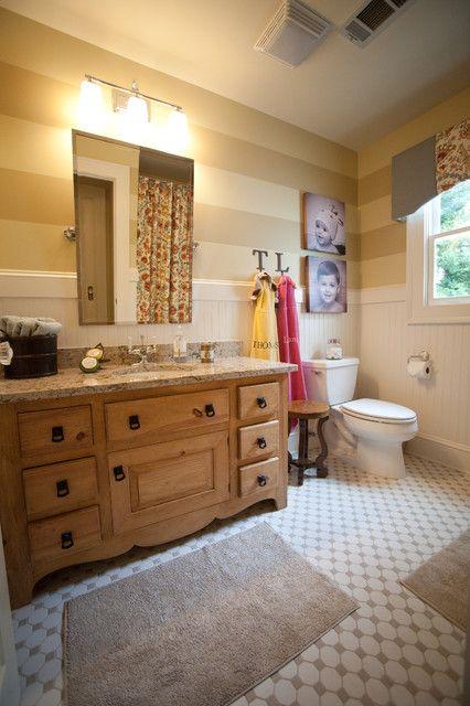 3d38a26e2408b 22 Adorable Kids Bathroom Decor Ideas | Kids bathroom / powder room ...