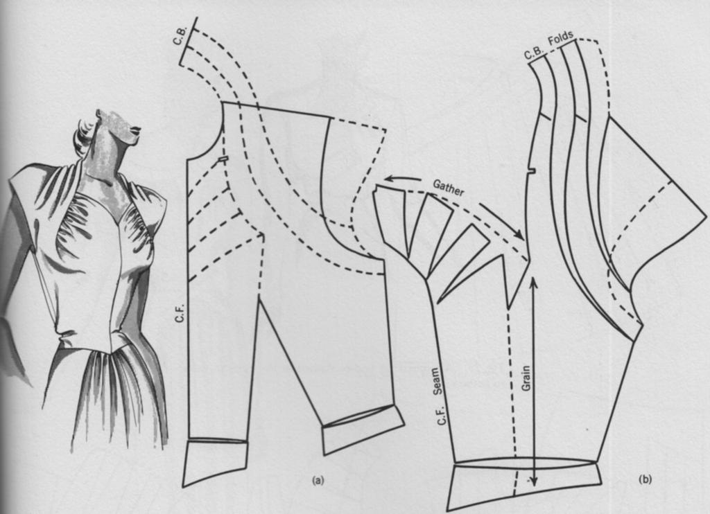 draping for apparel design book