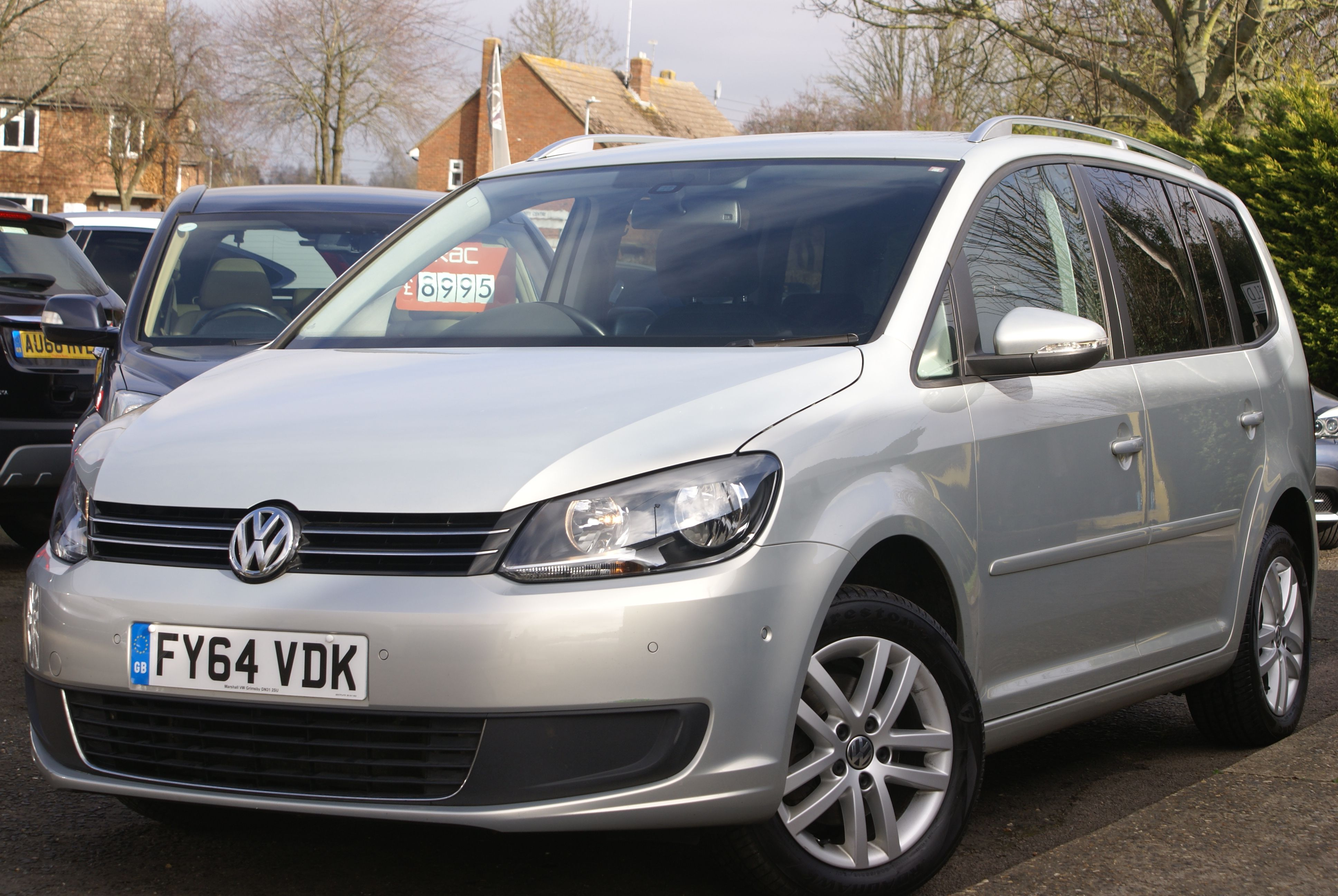 A Pure And Simple 7 Seater Mpv Brought To You By Volkswagen What More Could You Want As Long As You Re After A People Used Cars Movie Used Cars People Carrier