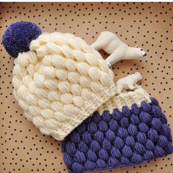Materiales gráficos Gaby: Gorra tejida | Tejidos a crochet ...