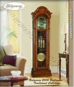 2506 Ridgeway Treasure Oak Embossed Molding Triple Chime
