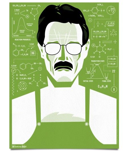 Breaking Bad Posters » ISO50 Blog – The Blog of Scott Hansen (Tycho / ISO50)