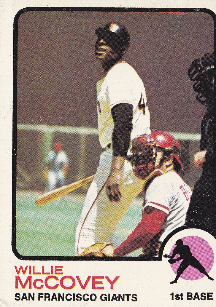 Willie McCovey 1974