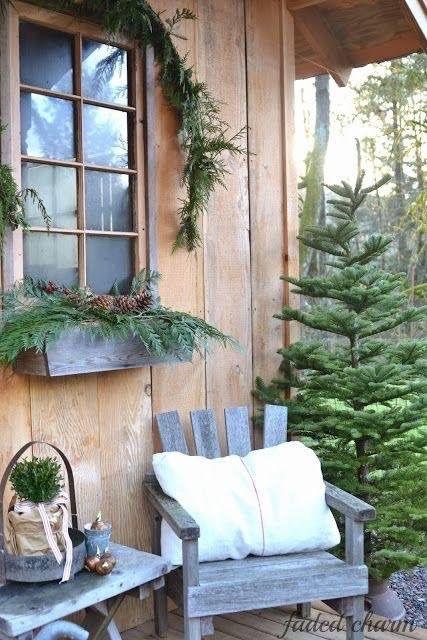 Winter moment 39 s winterzauber pinterest - Dekoration winterzauber ...