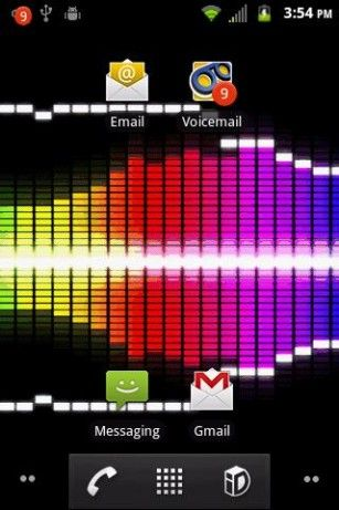 Download Equalizer Live Wallpaper For Android