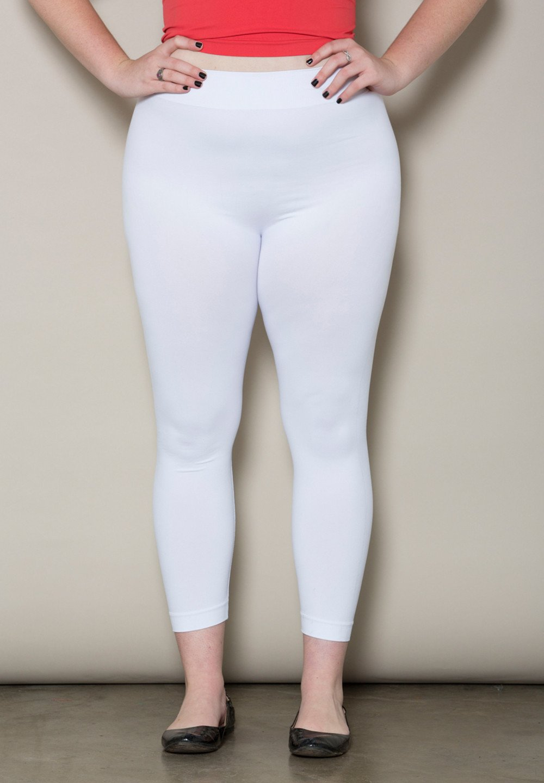 611b400811e Women s Plus Size Leggings