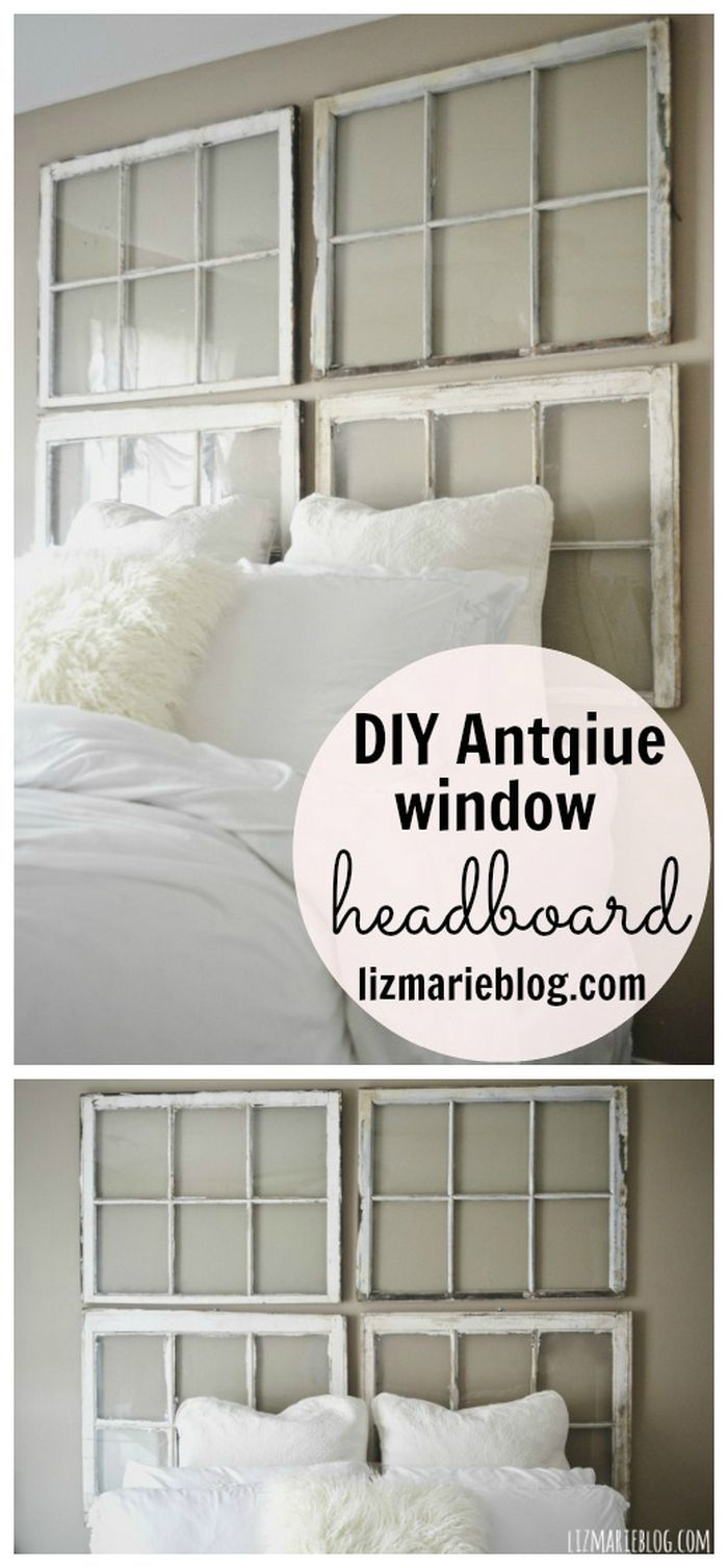 78 Superb Diy Headboard Ideas For Your Beautiful Room Window
