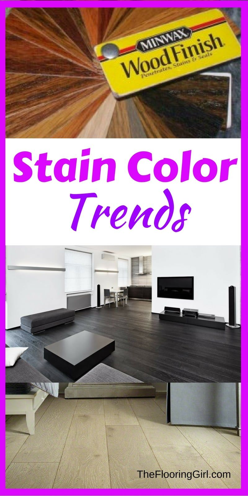 Hardwood flooring stain color trends dark stains woods and