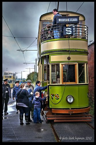 BIRKENHEAD TRAMWAYS | My love affair with trains | Light rail