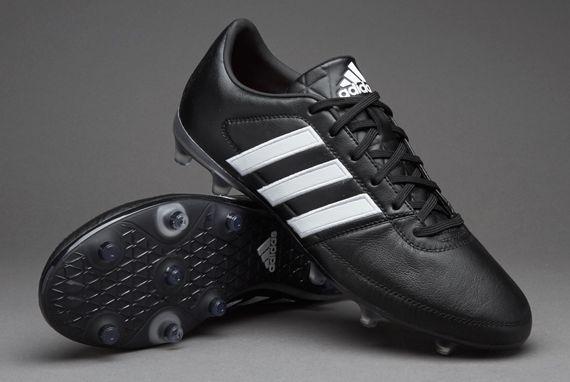 check out 2bca8 329ff adidas Gloro 16.1 FG - Core BlackWhiteMatte Silver
