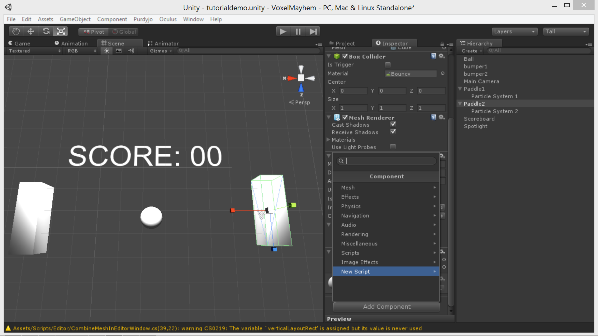 Programming A Game With Unity: A Beginner's Guide | Game Programming