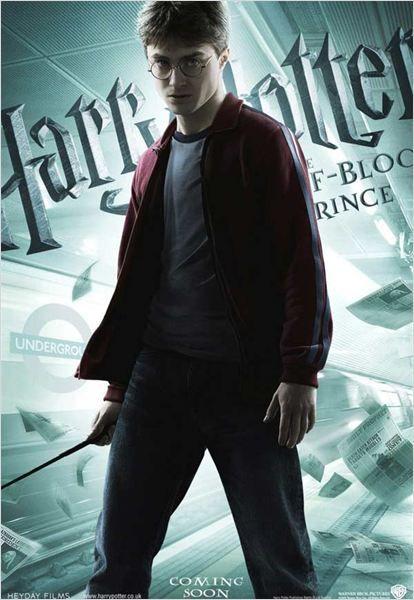 Harry Potter Und Der Halbblutprinz Kinoposter David Yates J K Rowling Harry Potter Und Der Halbblutpr Harry Potter Film Harry Potter 6 Harry James Potter
