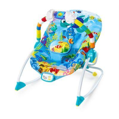 Kids Ii Baby Einstein Ocean Adventure Infant-To-Toddler Rocker