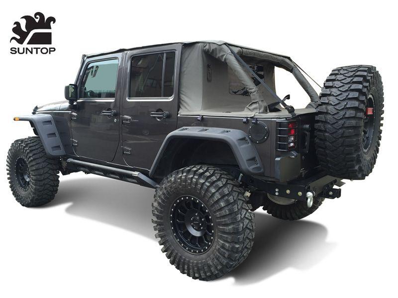 Bigrow Suntop Ultimate Top Jeep Wrangler Unlimited Jk Jeep