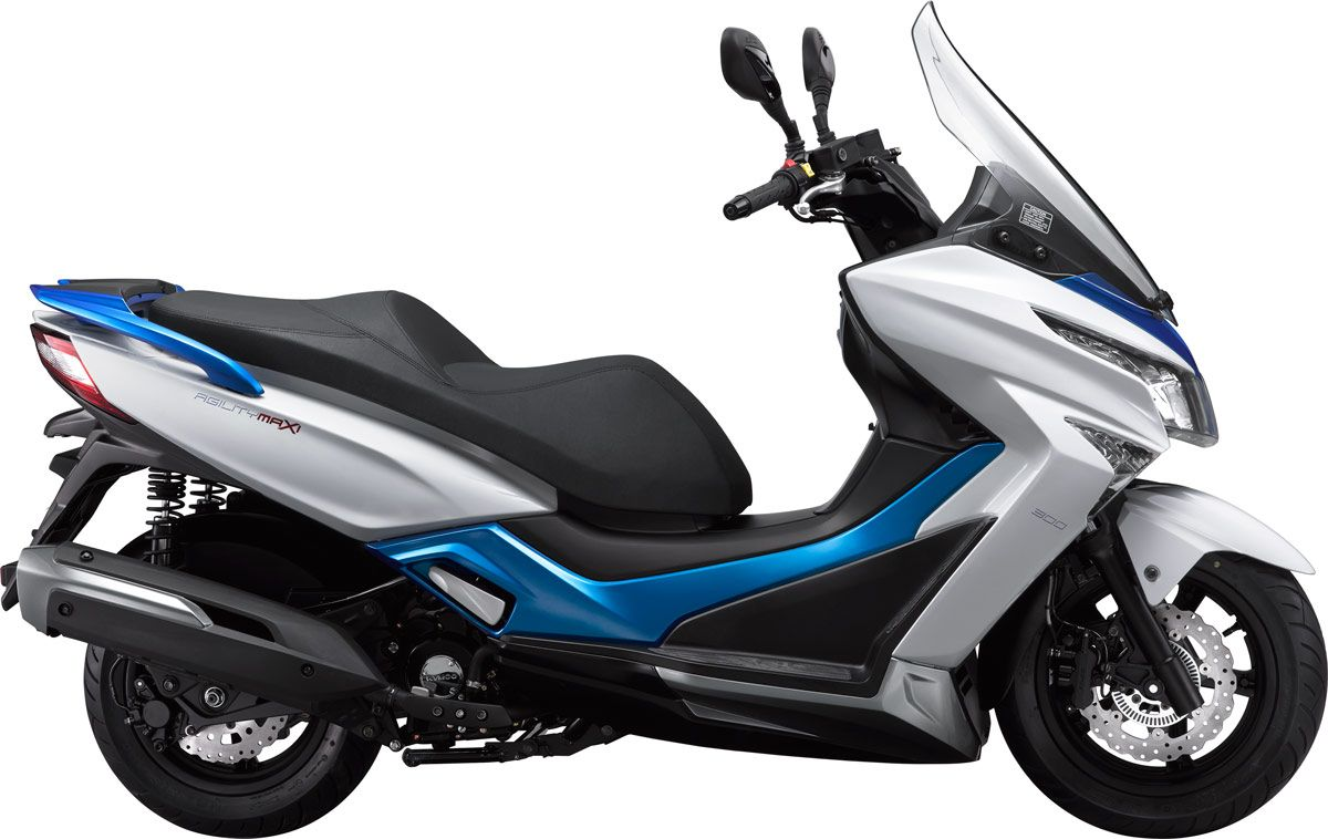 kymco agility maxi le gt compact et conomique scooters 150cc scooter and mopeds. Black Bedroom Furniture Sets. Home Design Ideas