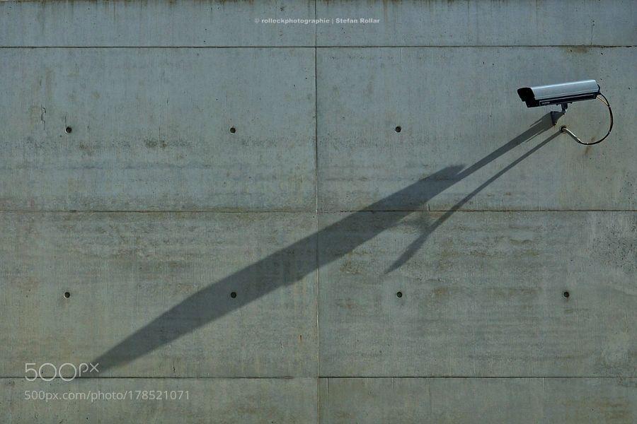 BERUHIGEN SIE SICH. WIR HABEN ALLES UNTER KONTROLLE. by rolleckphotographie