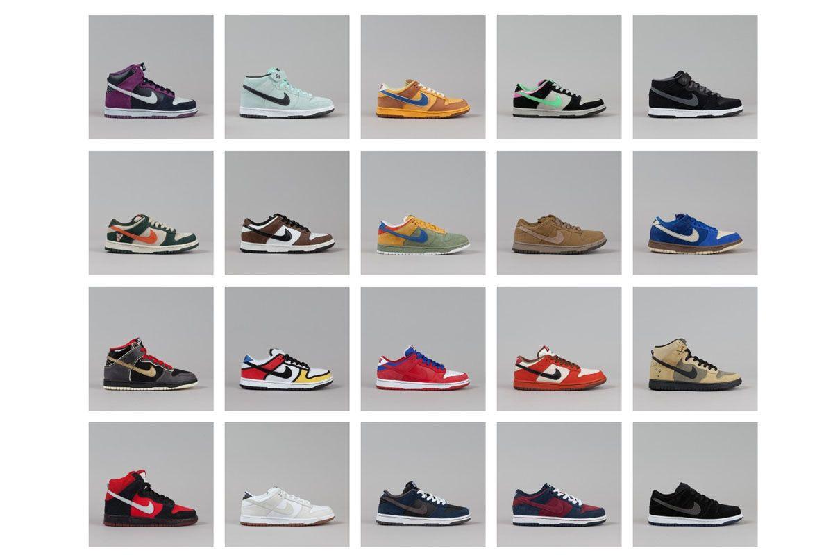 Nike Dunk SB Archive Sale at Flatspot