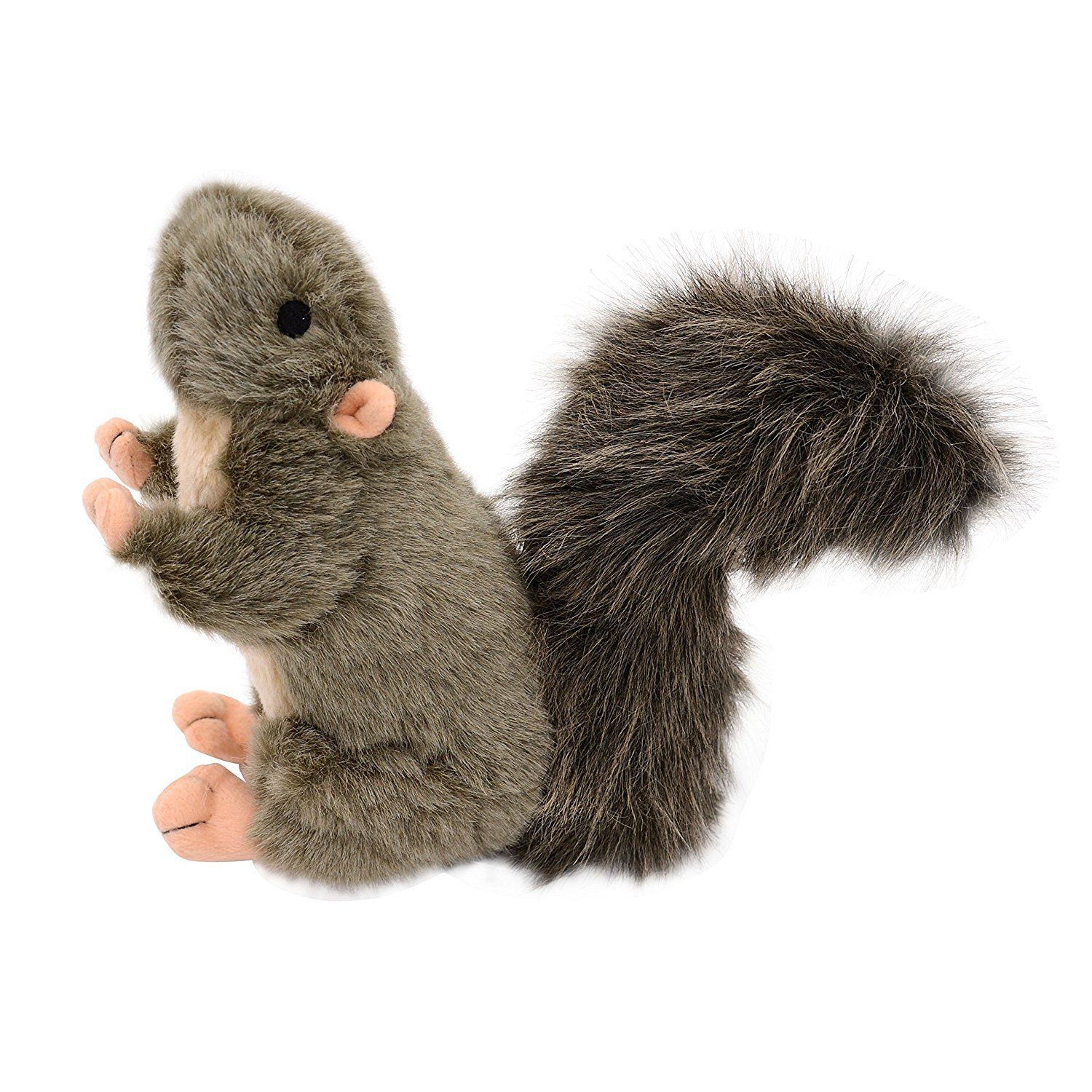 Squeaky Dog Toy Squirrel Puppy Plush Toys By Kooltail Check