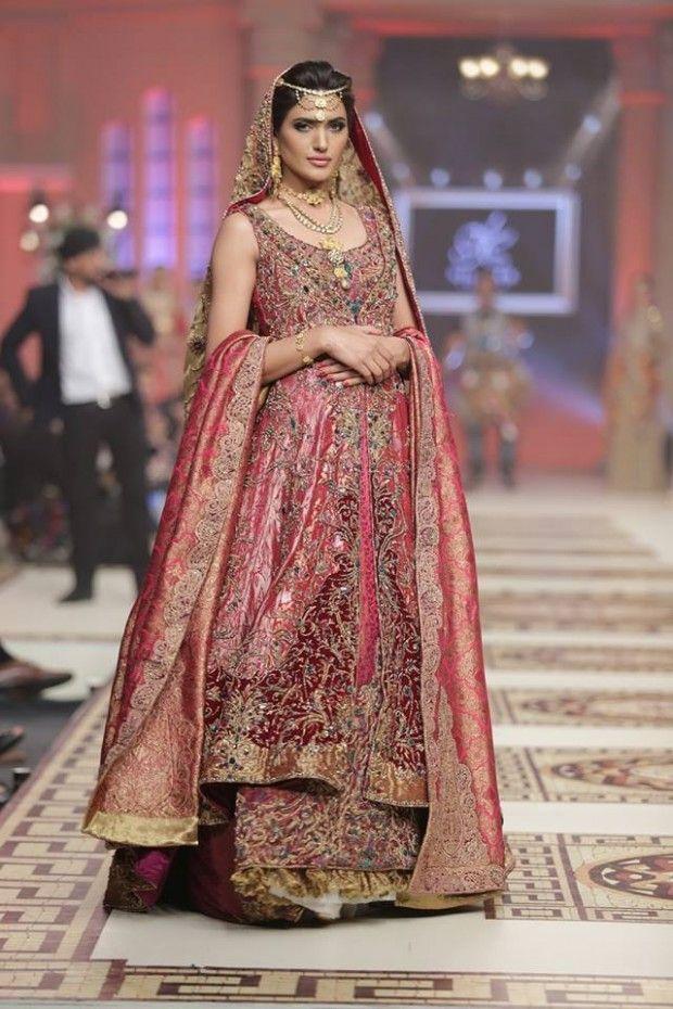 Wedding dresses pictures pakistani 2018 bridal show