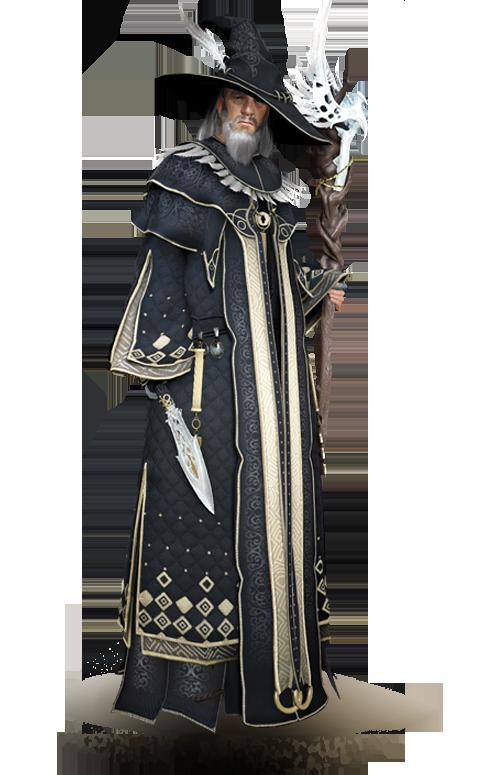 Black Desert Wizard Karakteri | Characters | Pinterest | Deserts ...