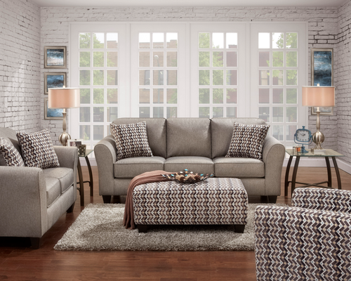 Remarkable Clearance Ailani Collection Granite Sofa Loveseat Set Ncnpc Chair Design For Home Ncnpcorg