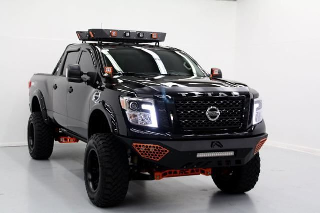2016 Nissan Titan XD 4WD Crew Cab PRO 4X Diesel In Longview, TX .