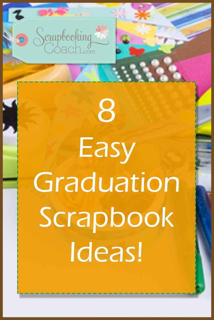 making the graduation scrapbook ideas. Graduation Scrapbook Ideas: Here\u0027s Some Instant Inspiration To Add Your Layouts Making The Ideas A