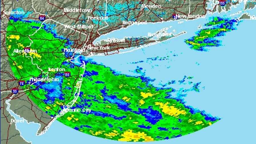 Rare Summer Nor Easter Expected To Pound Nyc With Images Rare Enjoy Summer Summer
