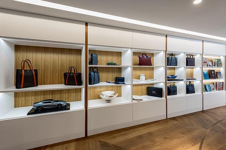 Aston martin global experience boutique london uk