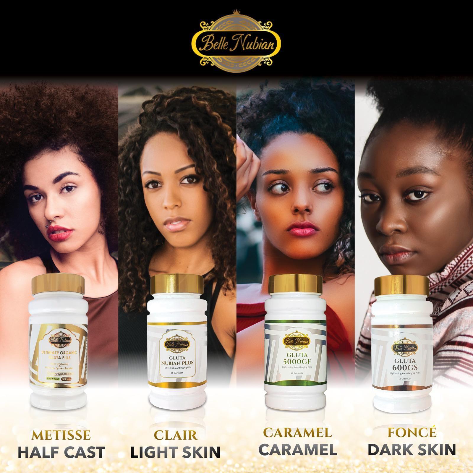 Choose Your Shade Caramel Skin Organic Skin Care Skin Brightening