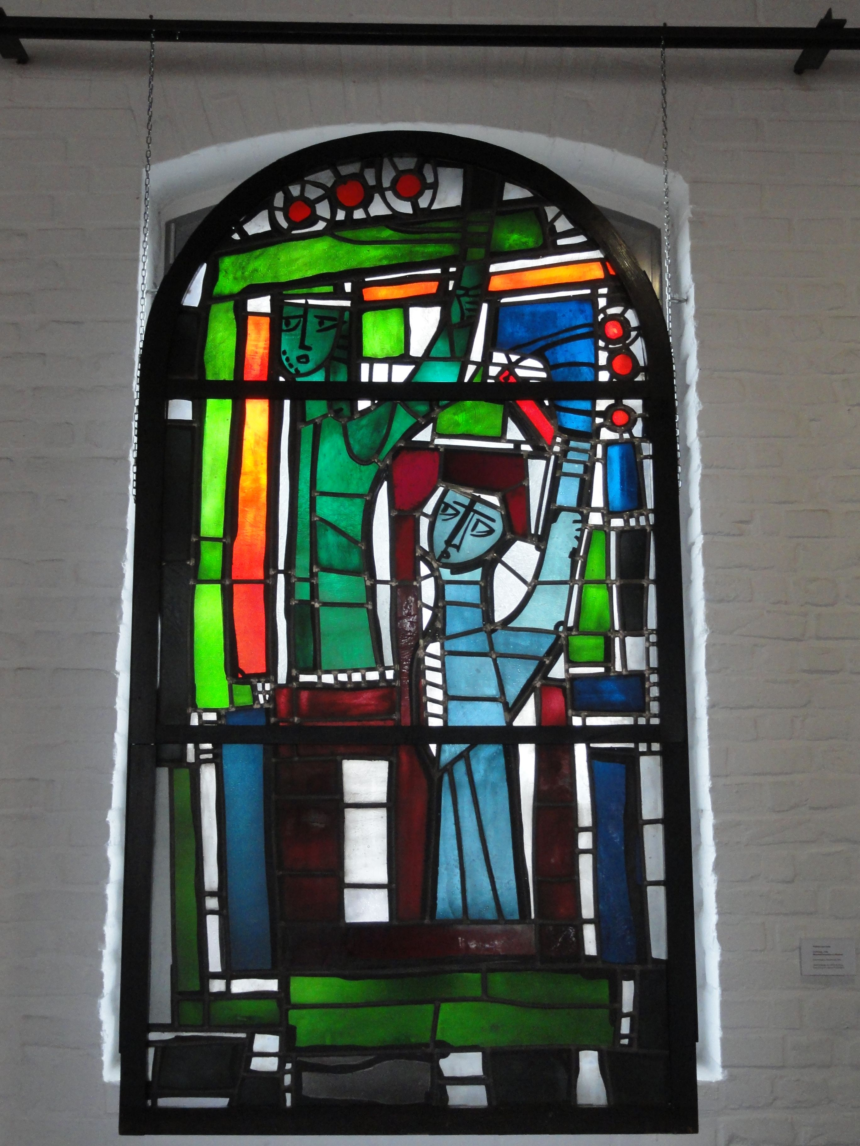 Glasmuseum Linnich Stained Glass