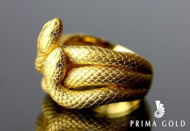 03354bd647494 PRIMAGOLD   Rakuten Global Market: ○Diamond pure gold ring ○ K24 ...