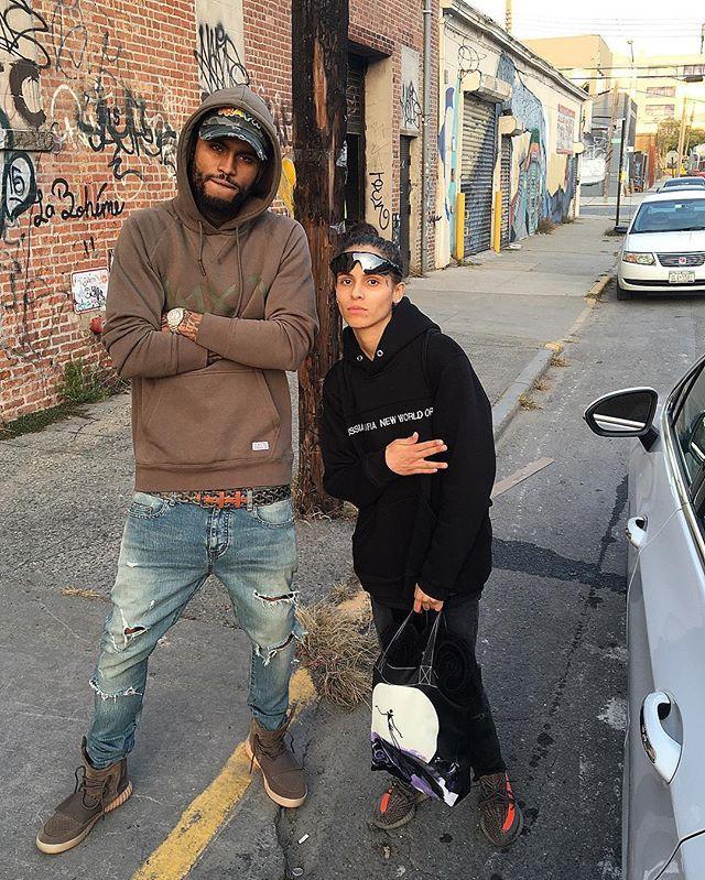 Instagram Media By Daveeast 070shake Bacc Blocc Somewhere In Brooklyn Kesehatan