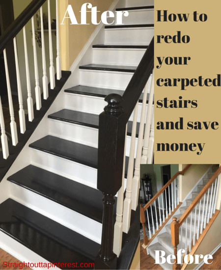 Carpeted Stairs Redone